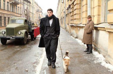 """Кадр из фильма """"Довлатов"""""""