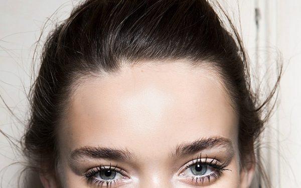 макияж 2018 модные тенденции ресницы
