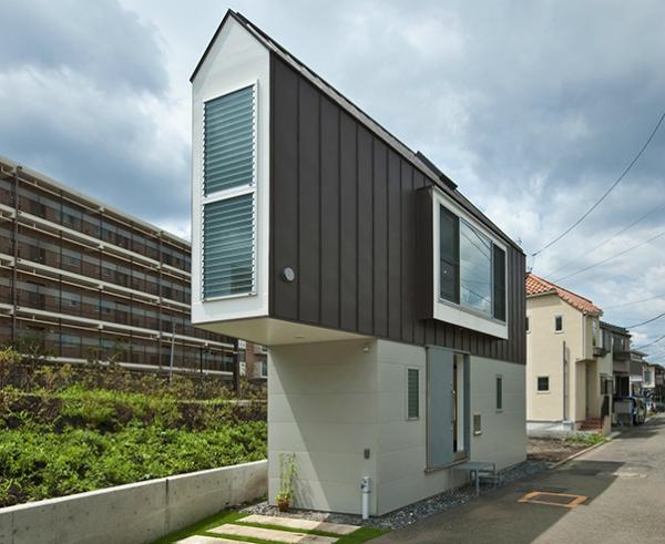 Дом Коты Мизуиши