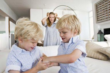 Конфликты между братьями и сёстрами